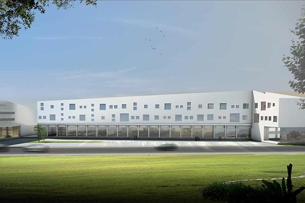 Architecture commerciale et conception de Bâtiments commerciaux : AL AMYAL PROJECTS INJ ARCHITECTS