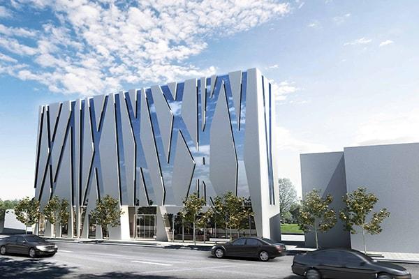 Centre administratif de La Mecque: Design par INJ ARCHITECTS