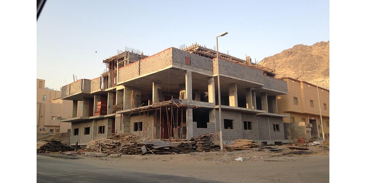 conception architecturale d'immeuble résidentiel INJ ARCHITECTS
