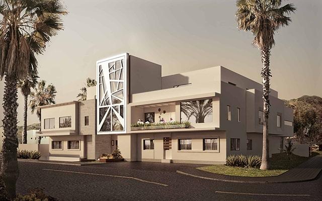 Bâtiment résidentiel et architecture résidentielle INJ ARCHITECTS