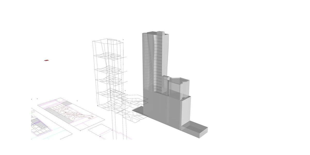 conception architecturale d'hôtel INJ ARCHITECTS