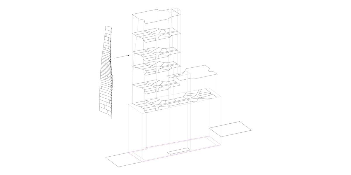 conception architecturale hotel