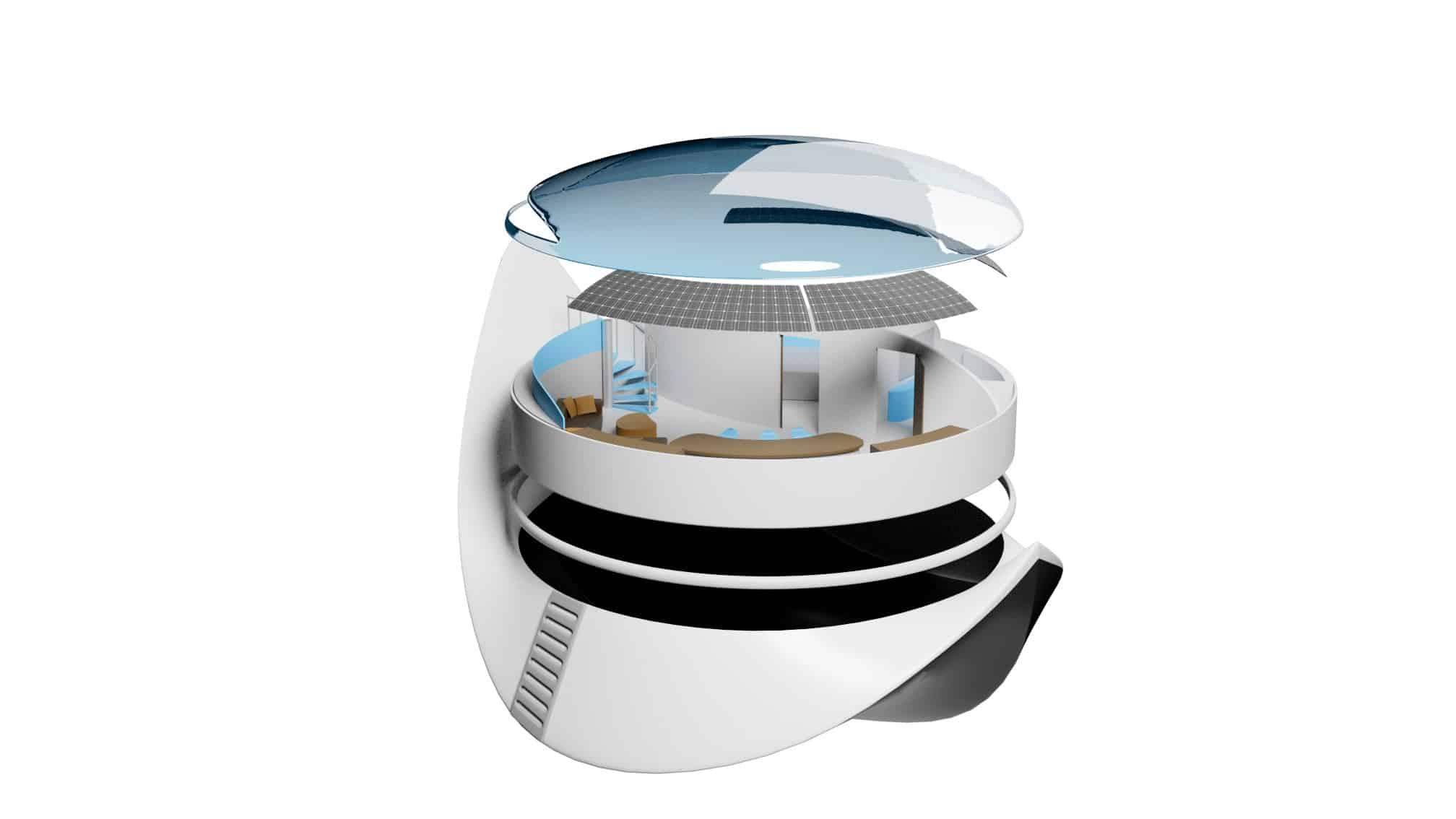 design maison de la mer INJ ARCHITECTS