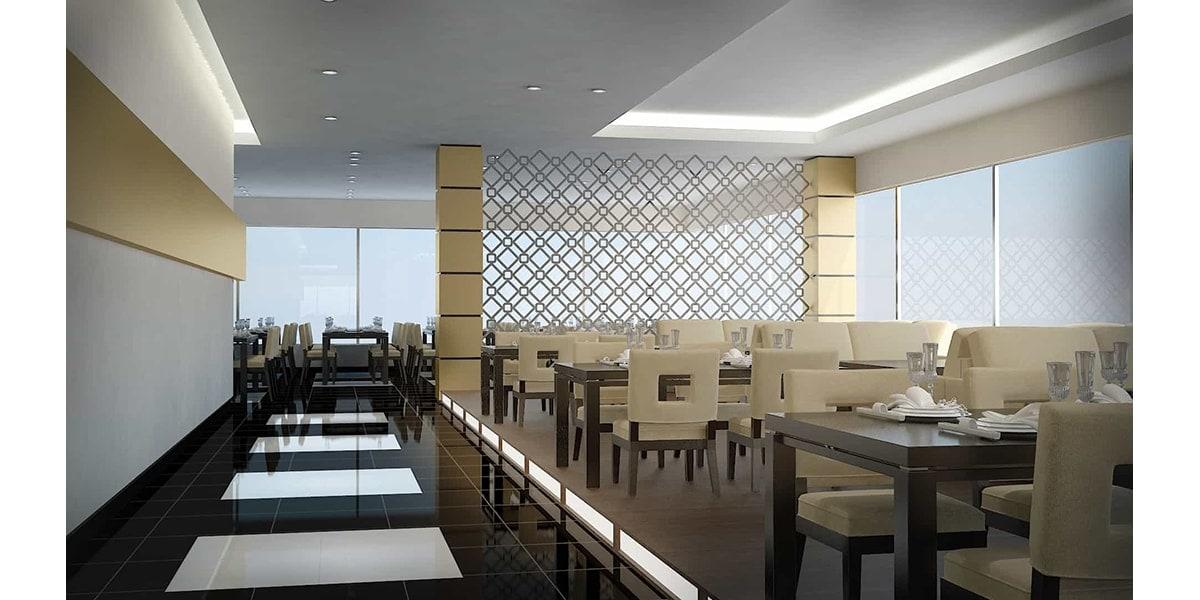 conception architecturale INJ Architects