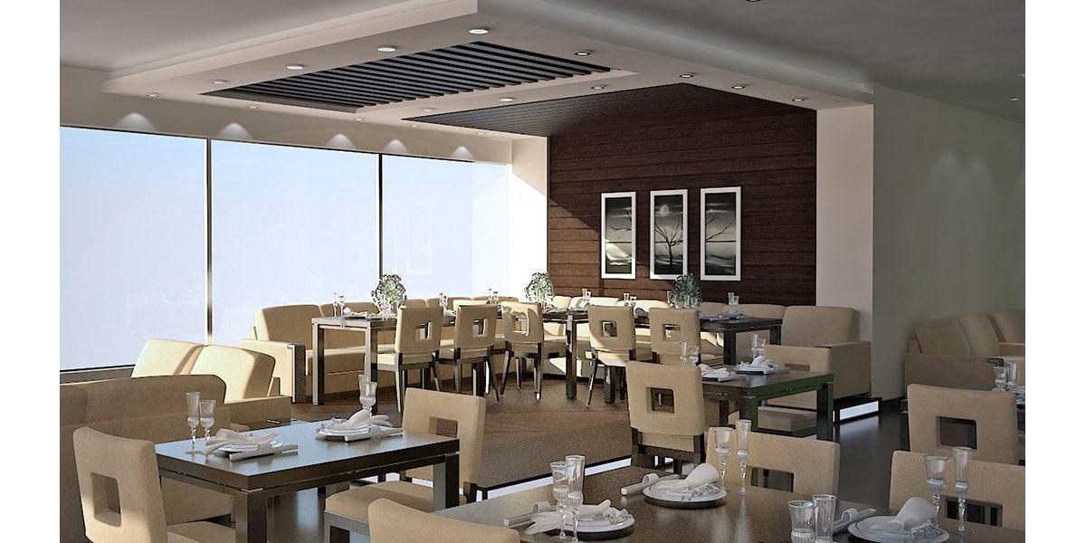 design intérieur hotel azizia