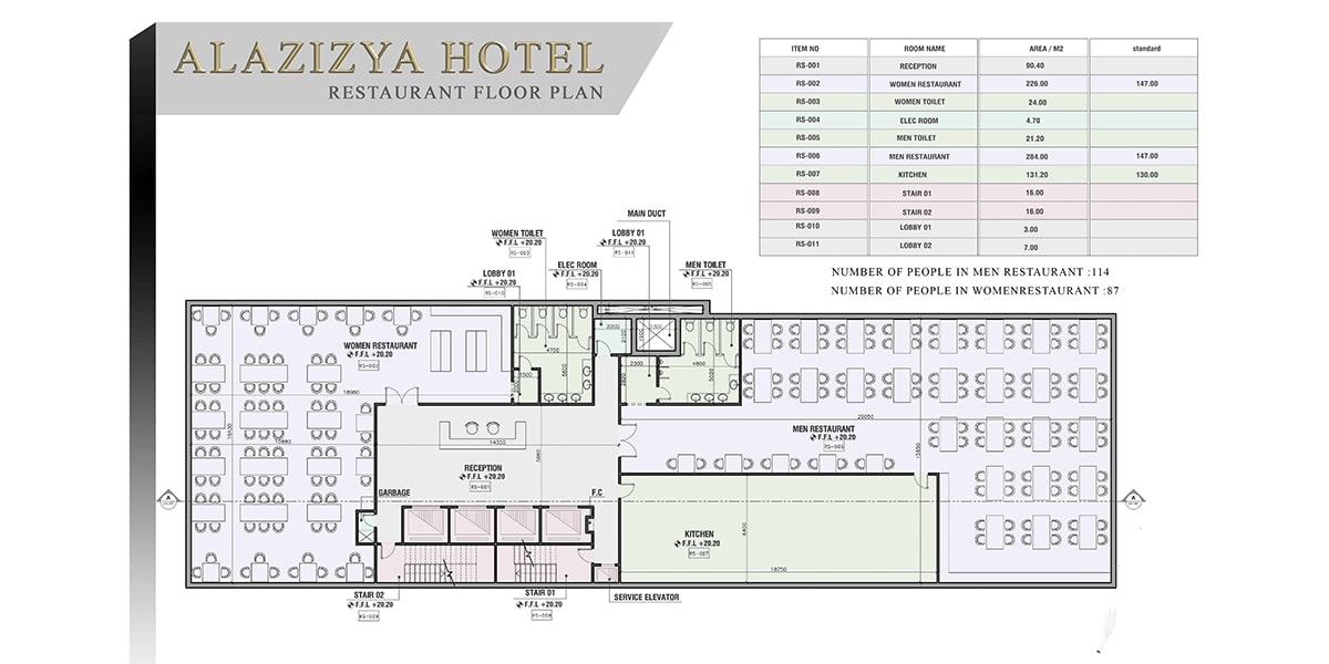 Tower hotel Al Aziziyah