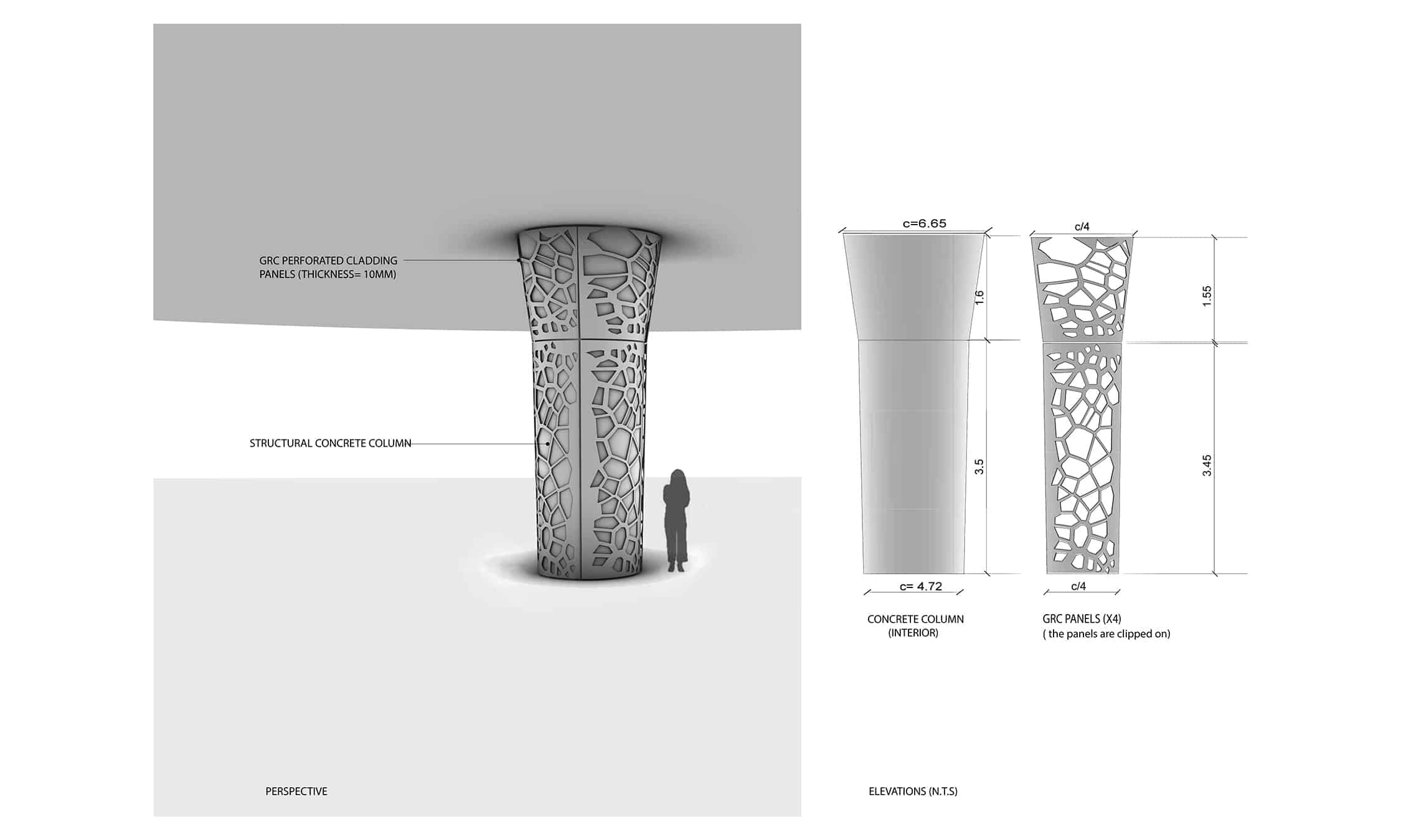 conception de pont INJ ARCHITECTS