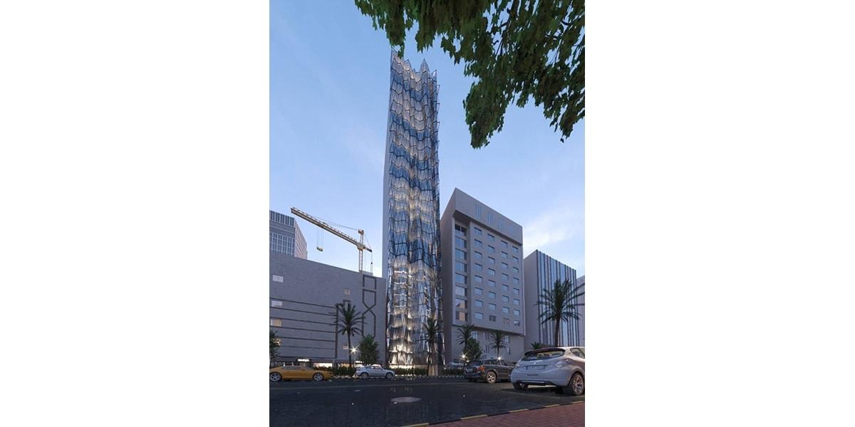 façade design built-in | INJ ARCHITECTS