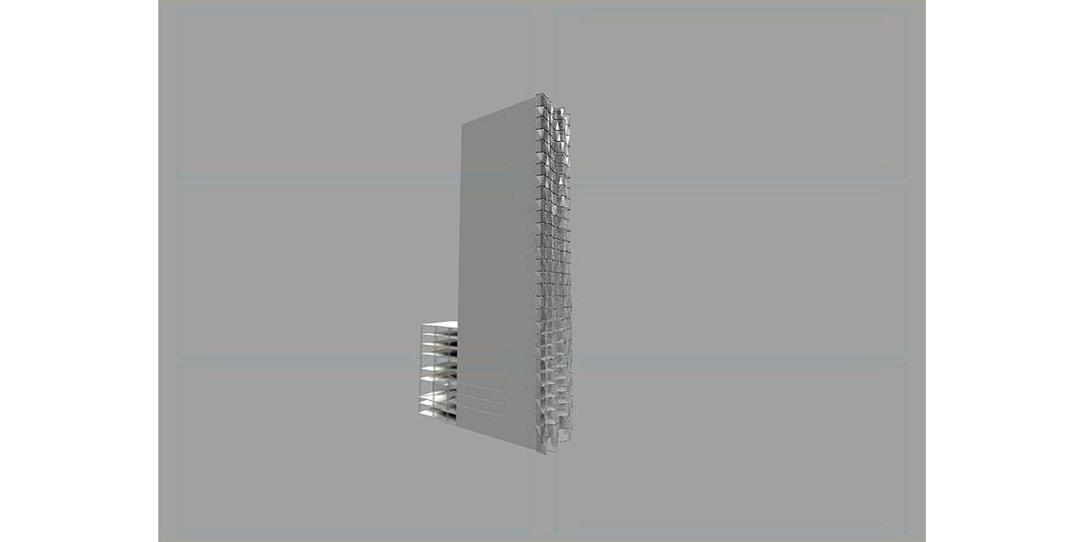 design architectural façades INJ ARCHITECTS