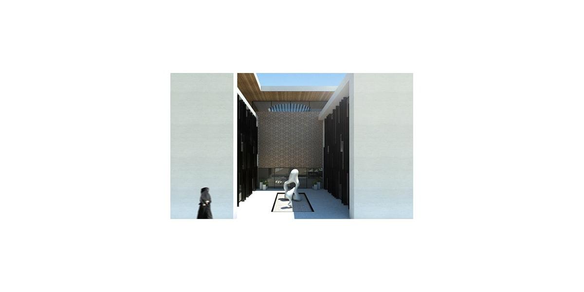 Complexe résidentiel NJ ARCHITECTS