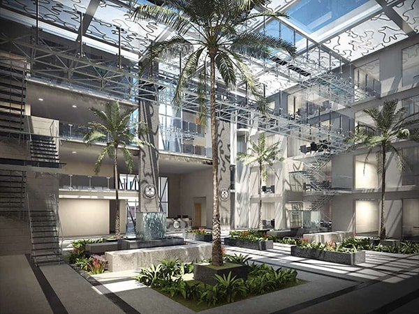 Architecture d entreprise gouvernementale: conception INJ ARCHITECTS
