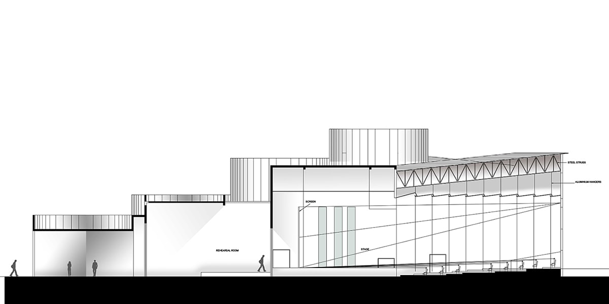 INJ ARCHITECTS San Francisco Conservatory of Music