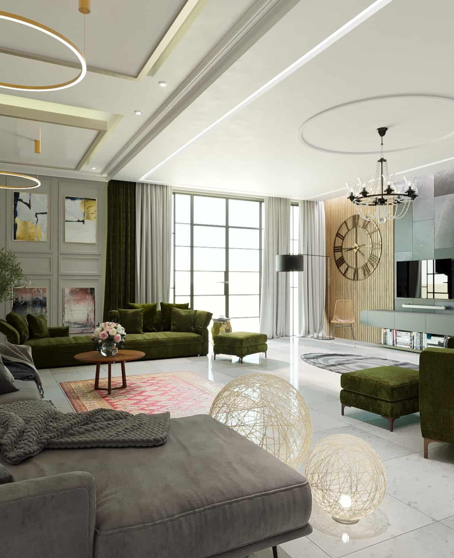 architecture intérieure Villas INJ ARCHITECTS
