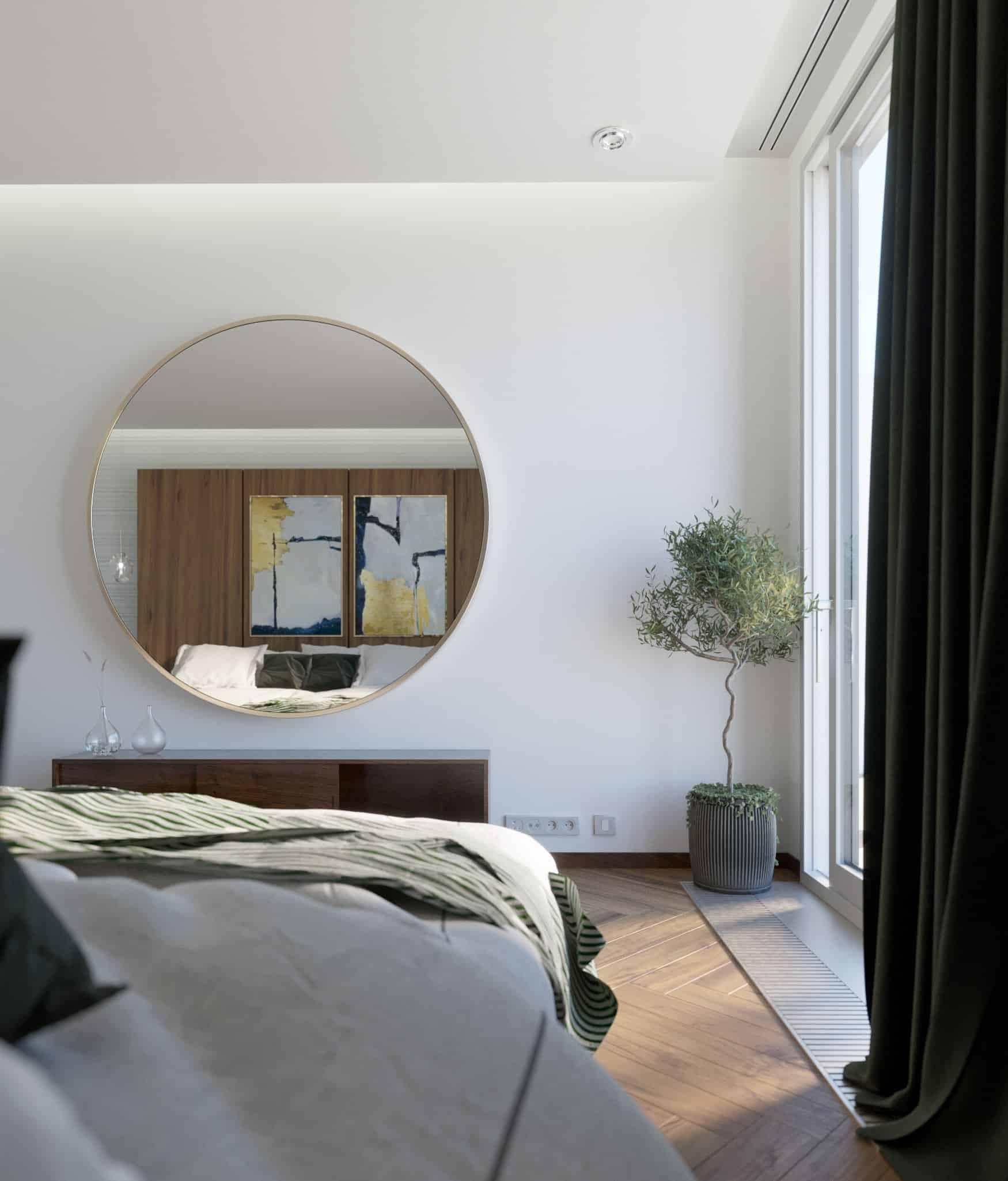 Rénovation design intérieur par INJ ARCHITECTS