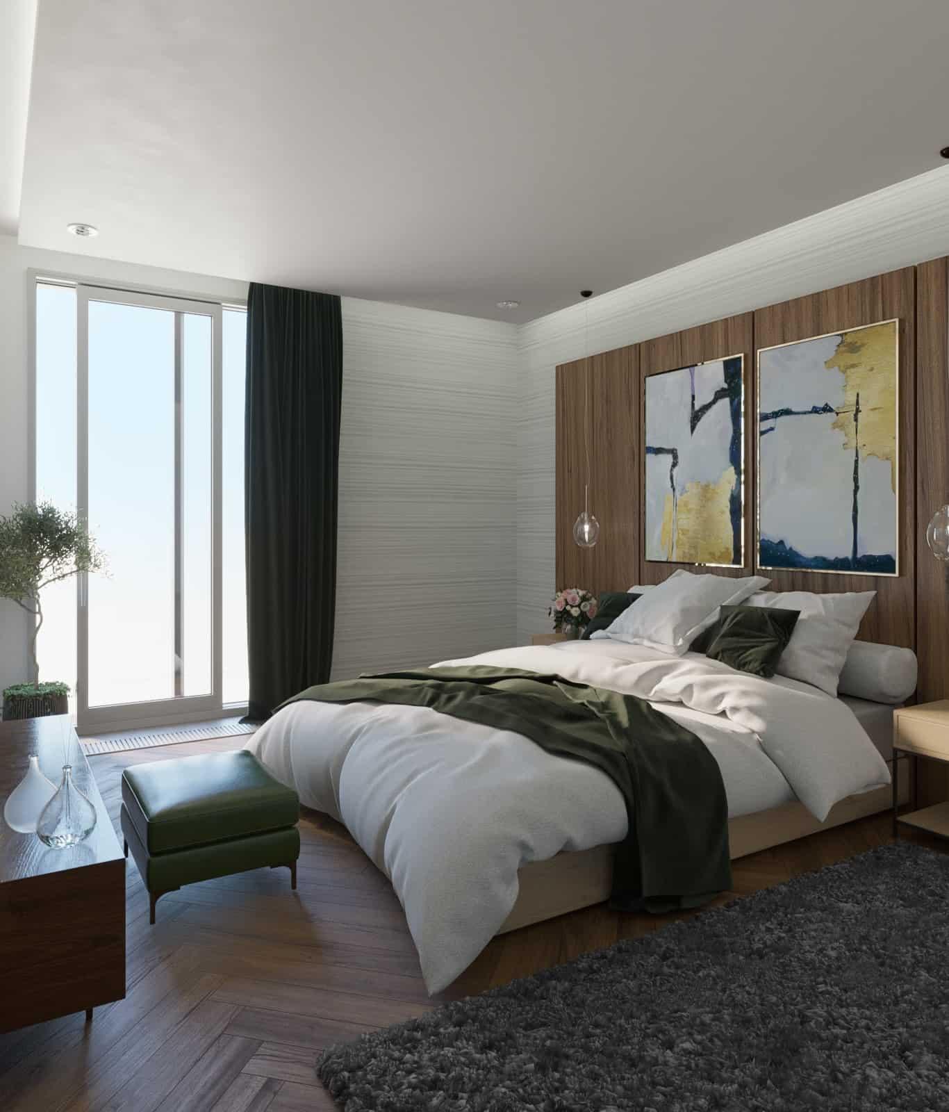 Rénovation de Villa design intérieur par INJ ARCHITECTS
