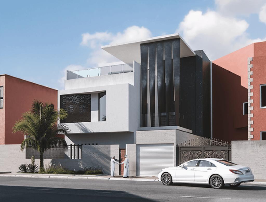 Rénovation de Villa | Restauration de villa INJ ARCHITECTS
