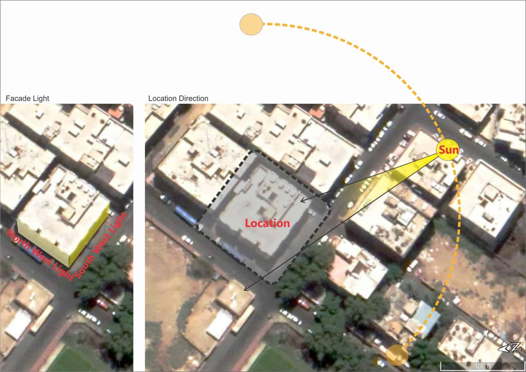 Rénovation hôtel: Hotel Al-Khudary Al Aziziyah INJ ARCHITECTS