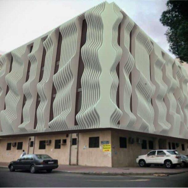 Rénovation hôtel: Hotel Al-Khudary