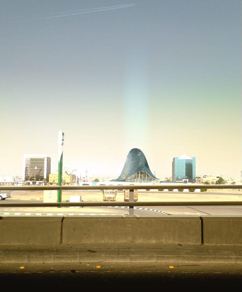 conception Conseil saoudien des ingénieurs SCE par bureau d'étude architecture INJ ARCHITECTS