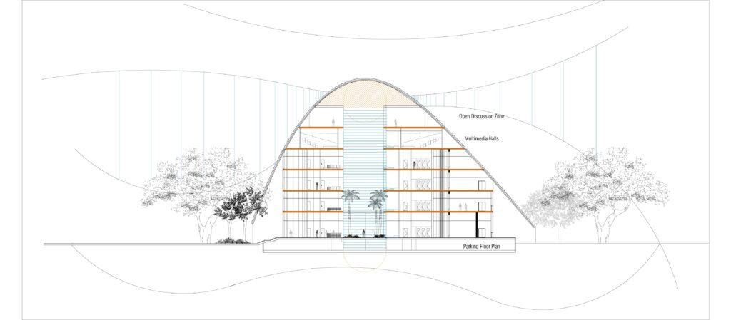 projet architectural bureau d'étude architecture INJ