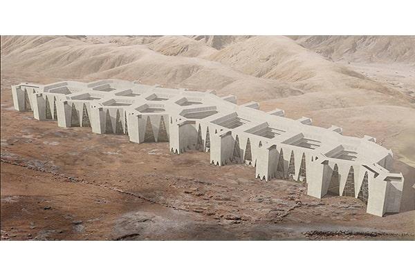 Maisons individuelles groupées: Deyar Al Assayla par INJ ARCHITECTS