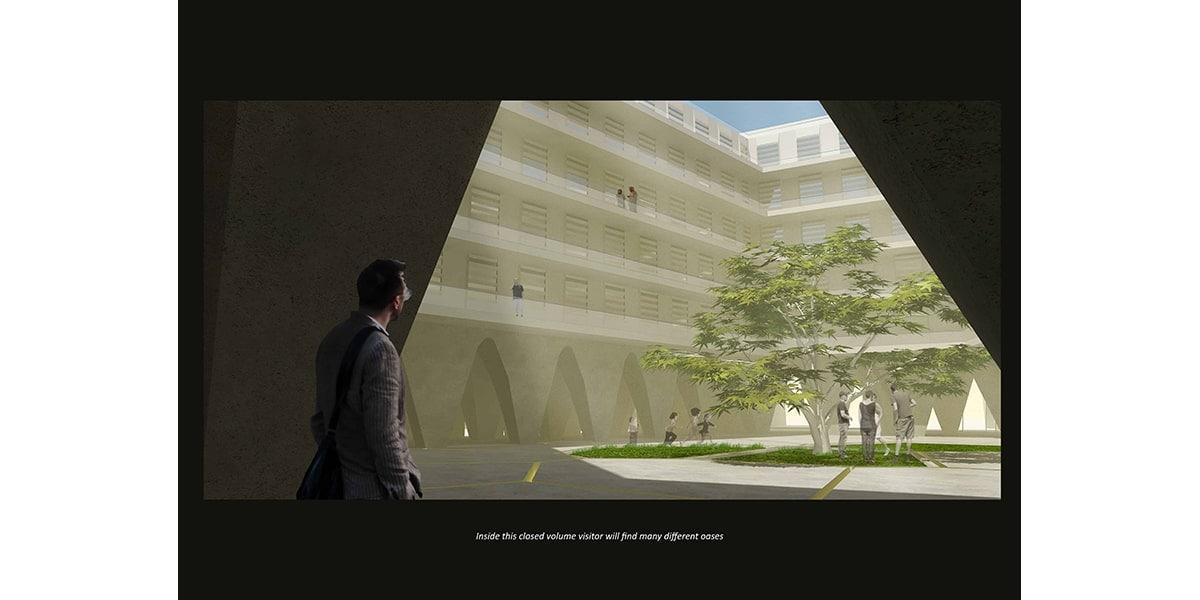 Diyar Al Assayla par INJ ARCHITECTS