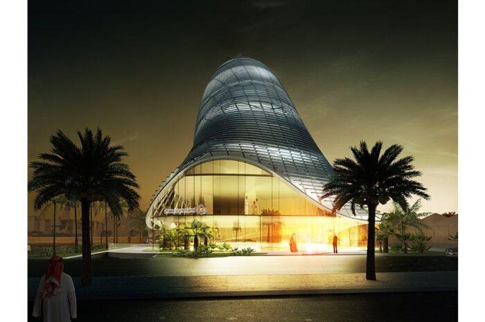 bureau d'étude architecture INJ ARCHITECTS Conseil saoudien des ingénieurs SCE