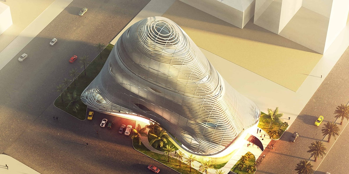 architecture INJ ARCHITECTS Ibrahim Joharji