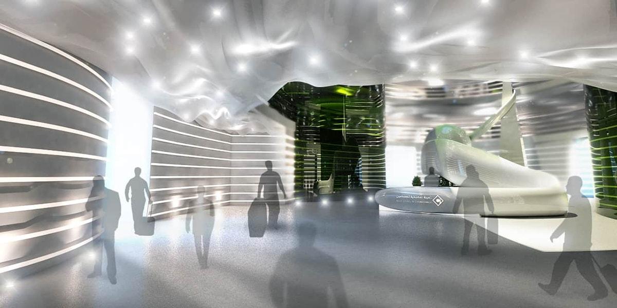 Best Saudi Architectural Consultant conception Conseil saoudien des ingénieurs SCE bureau d'étude architecture