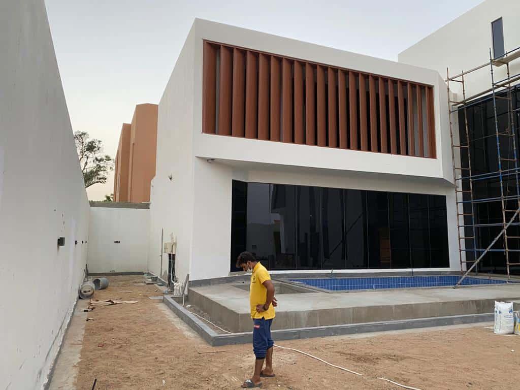 Villa haut de gamme INJ ARCHITECTS