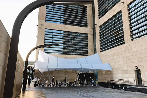 Pavillon Hadia INJ ARCHITECTS