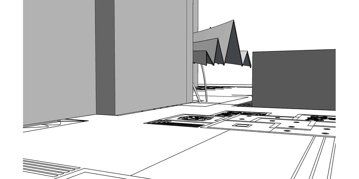DESIGN Pavillon Hadia INJ ARCHITECTS
