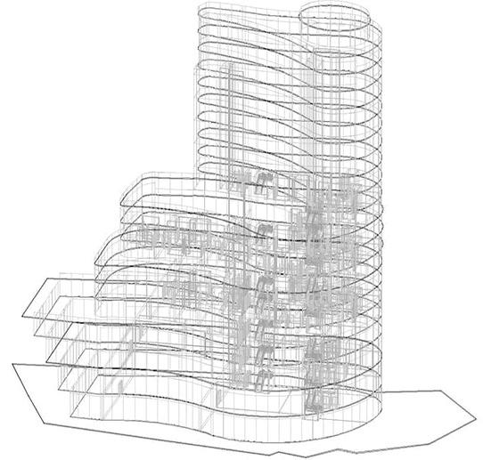 étude architecture conception architecturale injarch