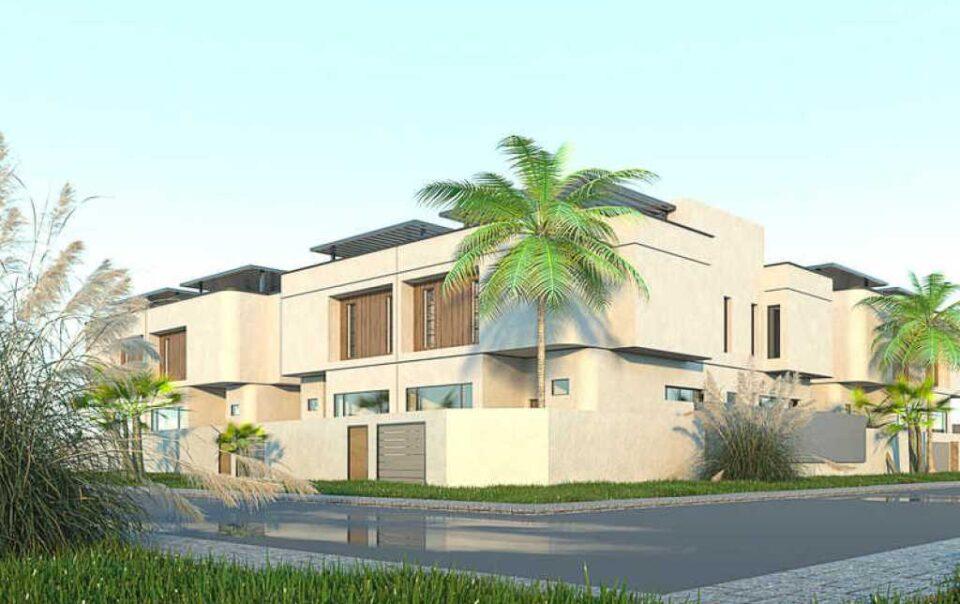 Villa pas cher: Construction villas Nakheel Courtyard INJ ARCHITECTS
