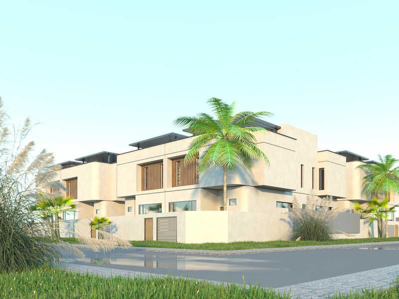Villa pas cher: Construction villas Nakheel Courtyard INJ