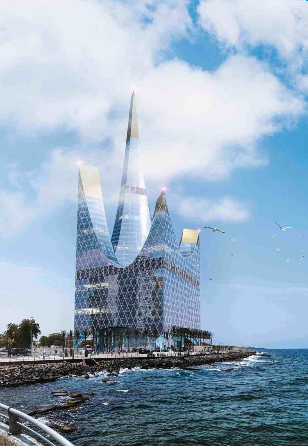 Tour architecture INJ ARCHITECTS