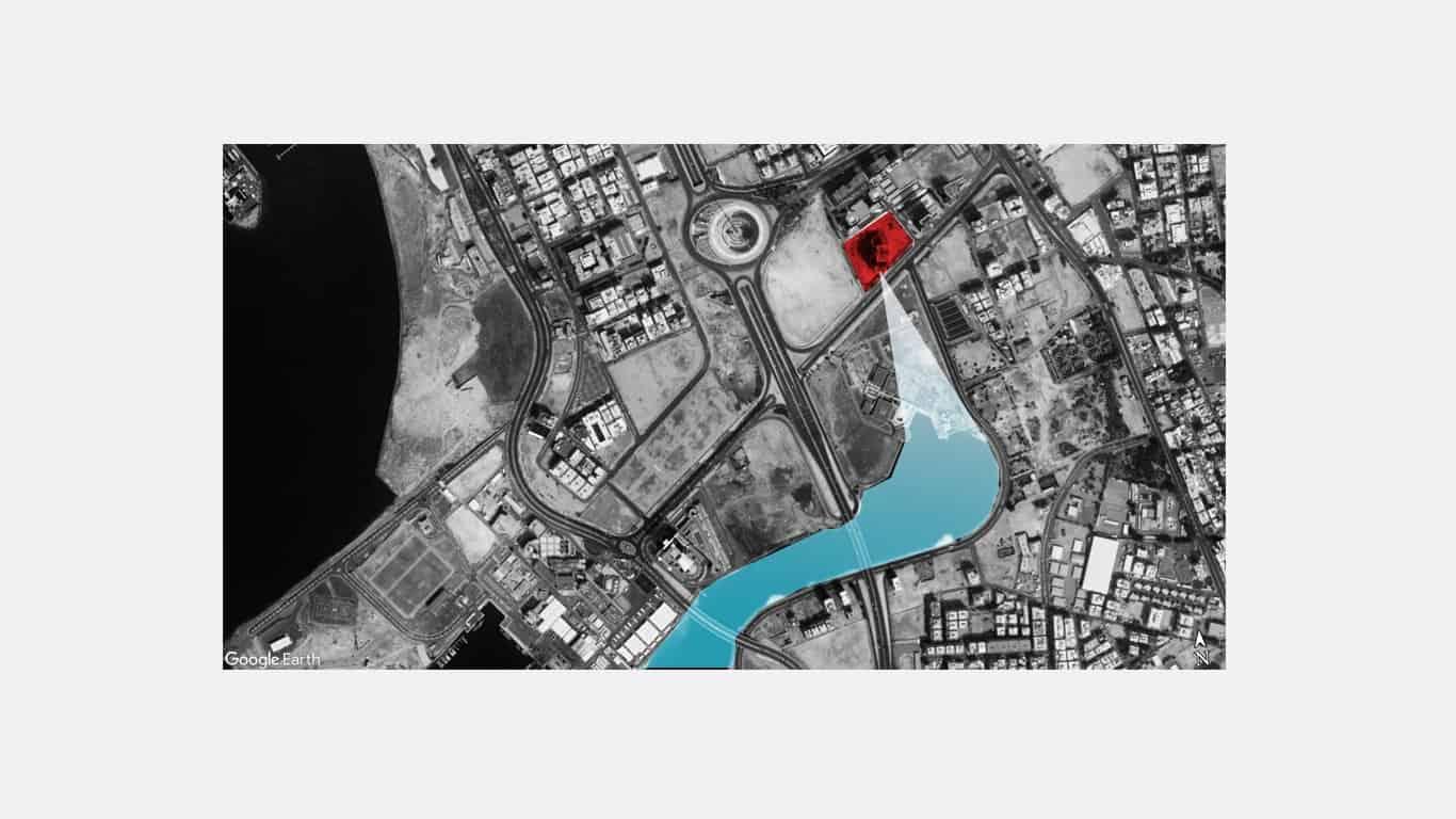 Bâtiment commercial Djeddah par INJ ARCHITECTS