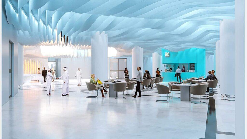 INJ Architects conception architecturale