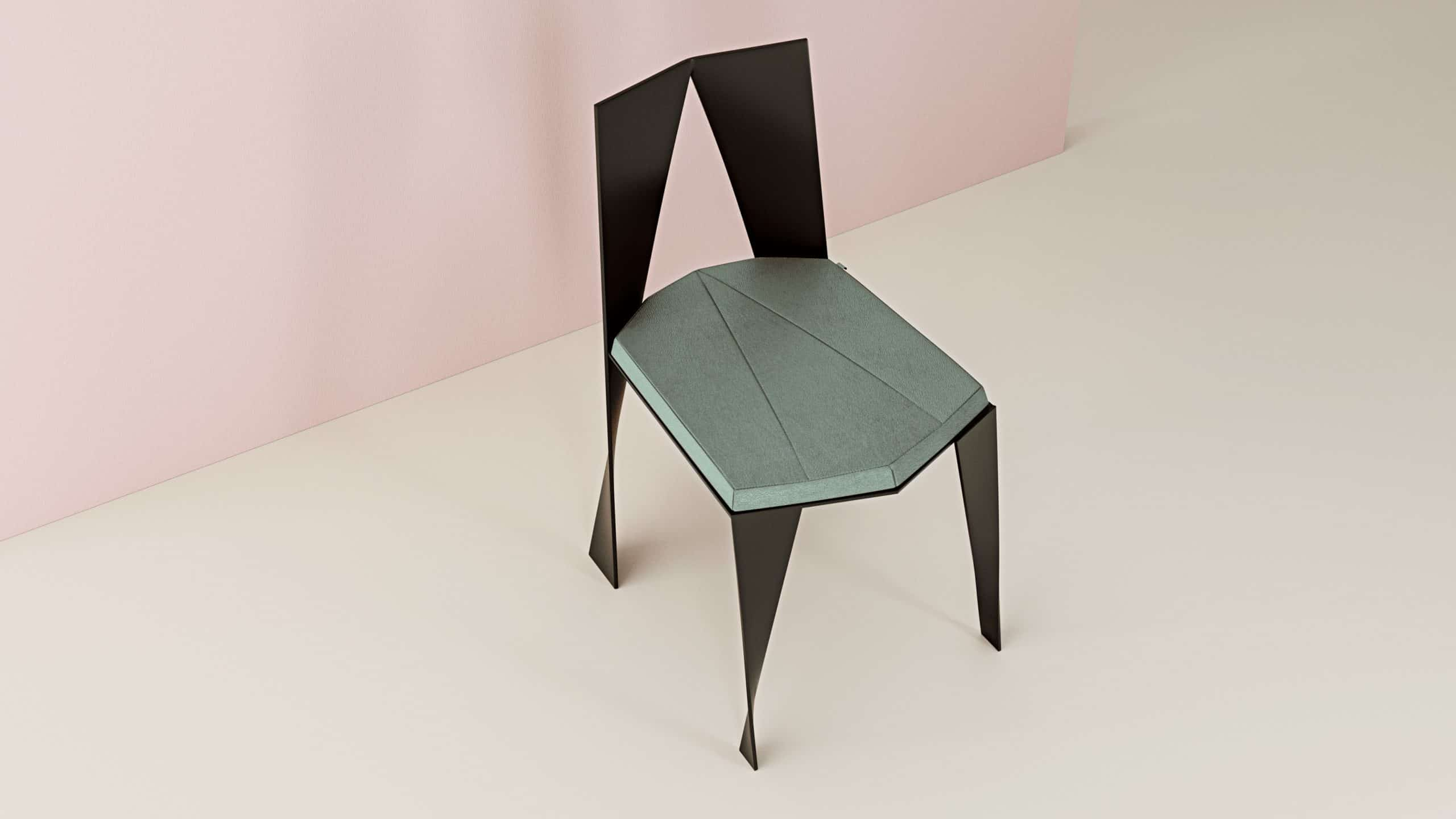 Ibra chair INJ ARCHITECTS