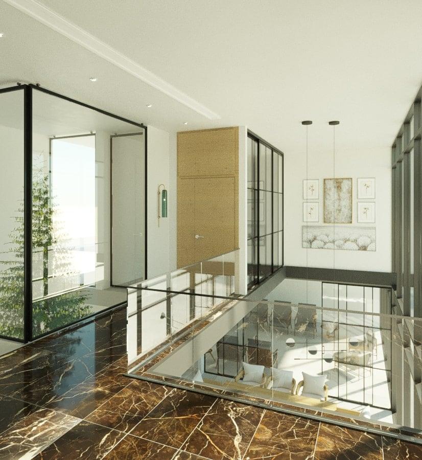 Projet Villa FIA INJ ARCHITECTS