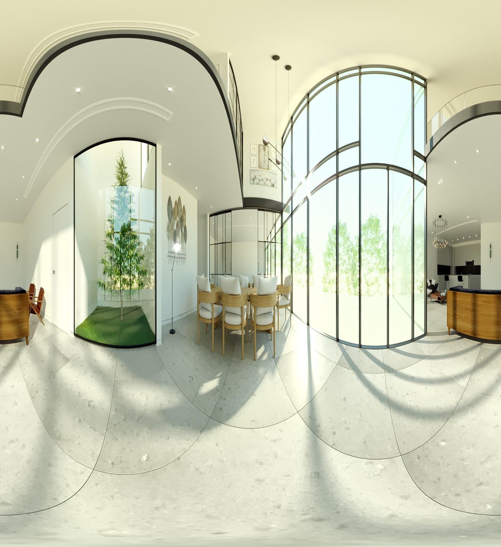 Projet Villa FIA: lauréat d'un prix international d'architecture | INJ