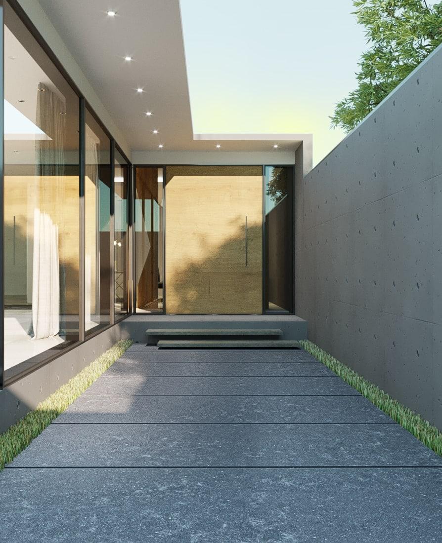 TOB Villa INJ ARCHITECTS