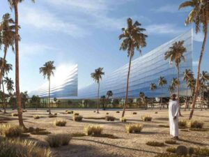 Saudi Architect, Saudi engineering consultancy office