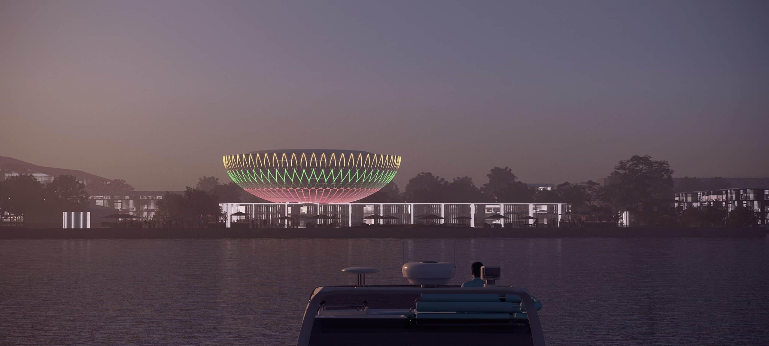 compétition architecturale Danemark INJ ARCHITECTS