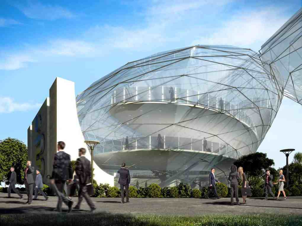 Centre de recherche en conception architecturale ITALIE