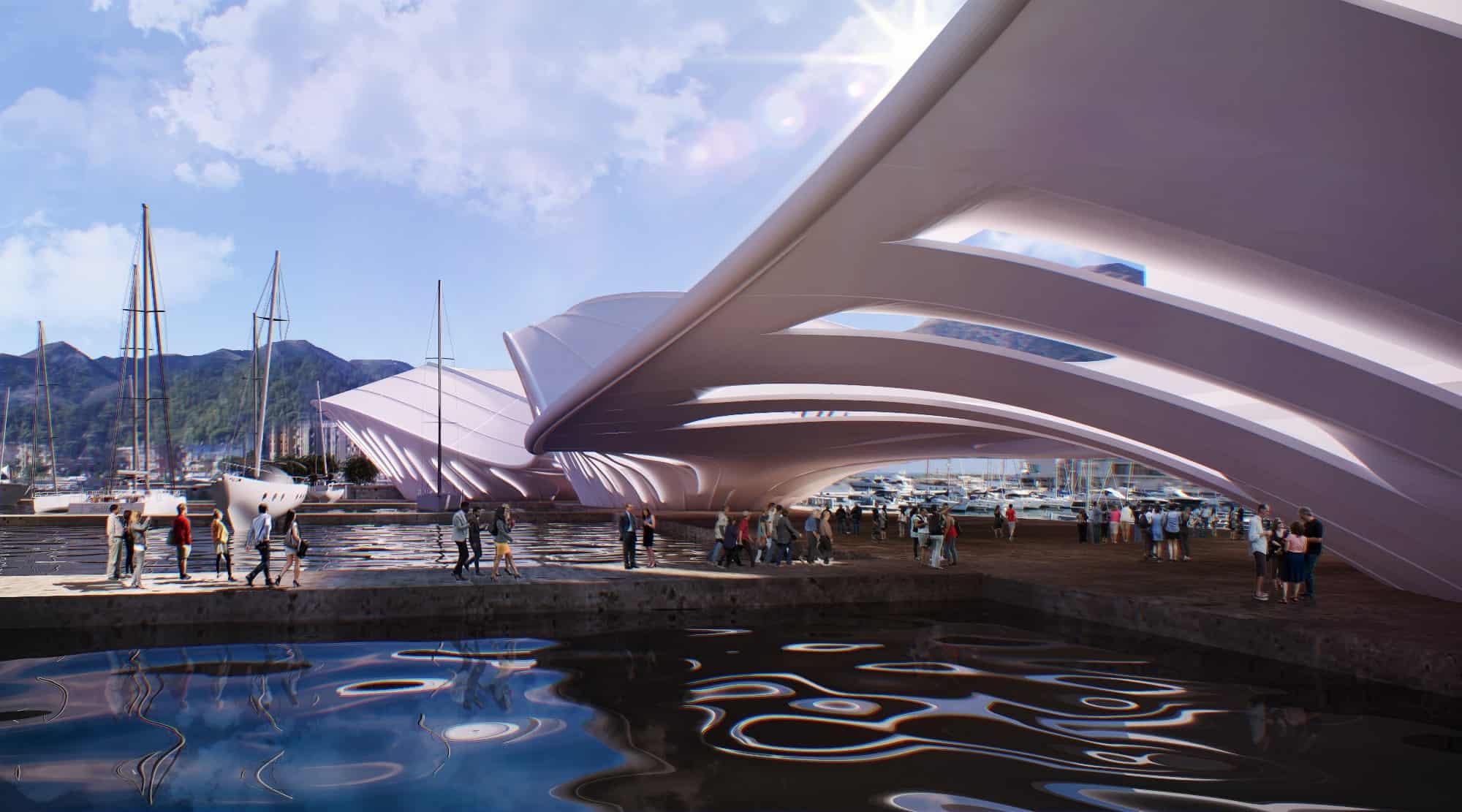 Architecture organique Écologique et Style architectural écologique chez Injarch