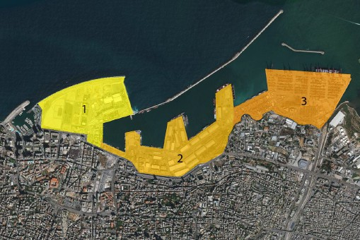 reconstruction de Beyrouth INJ ARCHITECTS