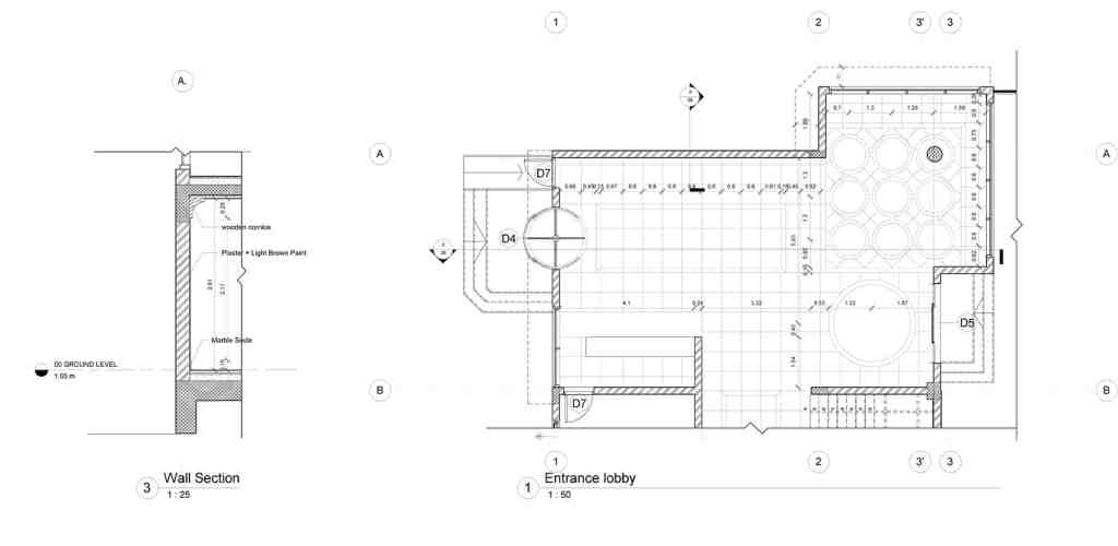 services BIM CAD INJ ARCHITECTS