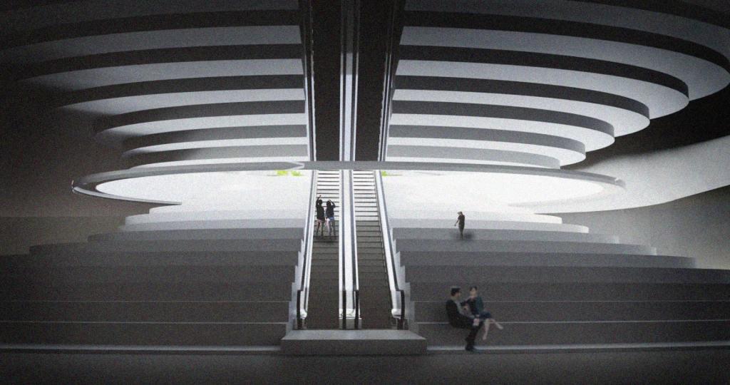 Concours d'architectes Urban Design Square République du Monténégro