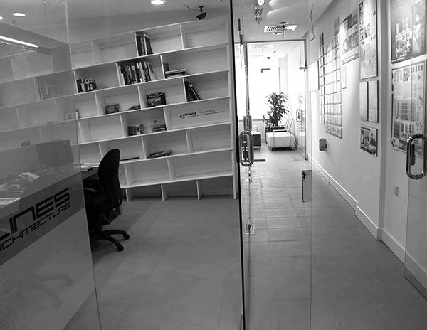 INJ Architects pour les conceptions architecturales